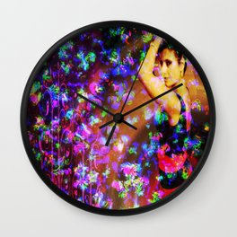 """""""Against Winds"""" by surrealpete Wall Clock"""