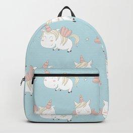 Pegacorn - Mint Blue Backpack