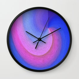 The Point, Blue Wall Clock