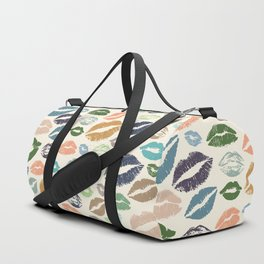 Lips 16 Duffle Bag