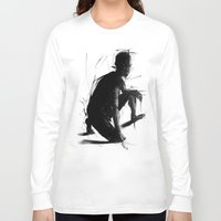 knight Long Sleeve T-shirts featuring Knight by t-edition