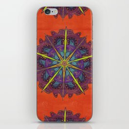 Wish Flower iPhone Skin
