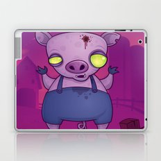 Zombie Pig Laptop & iPad Skin