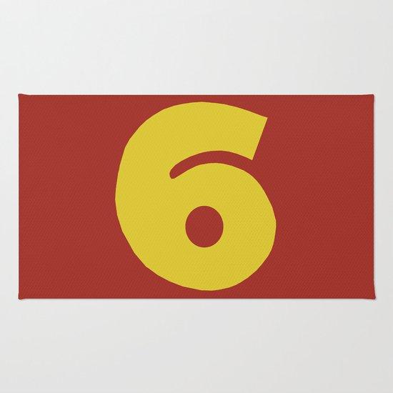Number 6 Rug