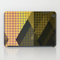 triangle iPad Cases featuring Triangle** by Mr and Mrs Quirynen