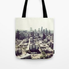 downtown seattle Tote Bag