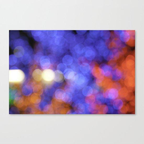 01 - OFFFocus Canvas Print