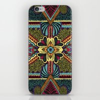 persian iPhone & iPod Skins featuring Persian by Guanabana