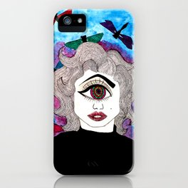 Icon of nature iPhone Case