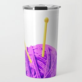 Ball of Yarn Travel Mug