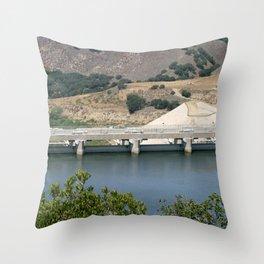 Bradbruy Dam Throw Pillow