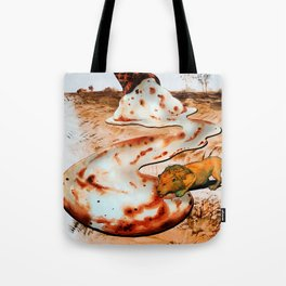 Dessert from Above Tote Bag