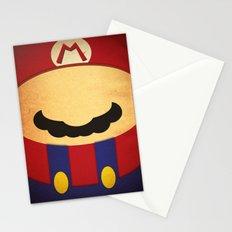 Minimal Player 1 Stationery Cards
