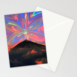 Deep Feelings Stationery Cards