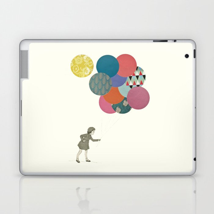 Party Girl Laptop & iPad Skin