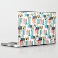 bath Laptop & iPad Skins featuring Bath by Coral Elizabeth Design