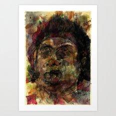 ADRALK01 Art Print