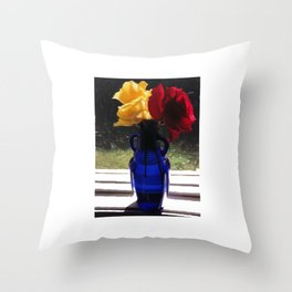 A Special Gift         by Kay Lipton Throw Pillow