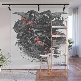 Sleeve tattoo Samurai Irezumi Wall Mural