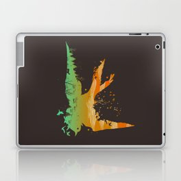 Fly Away Home Laptop & iPad Skin