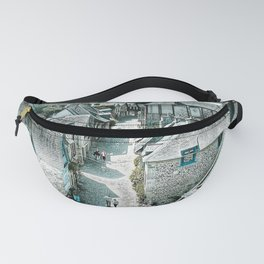 Dinan's Rooftops Fanny Pack