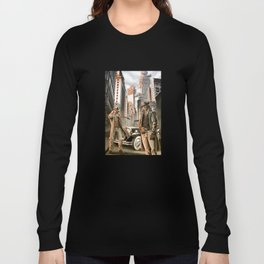 Detectives from other worlds Long Sleeve T-shirt