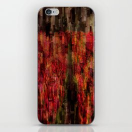 Field of Tulips Mosaic iPhone Skin