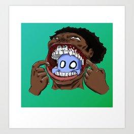 Soul Guy 02 Art Print