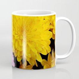 Bunches of Mums Coffee Mug