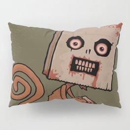 Psycho Sack Monkey Pillow Sham