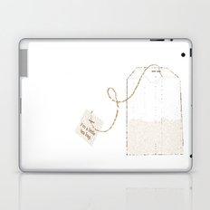 I'm a Little Tea Bag! Laptop & iPad Skin