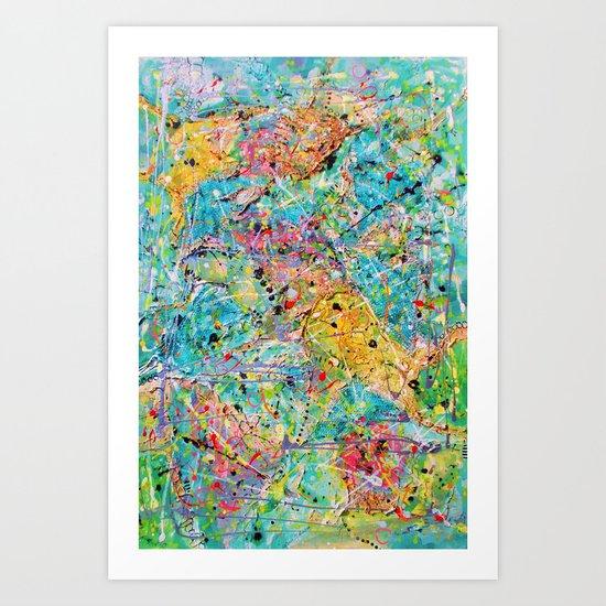 Nr. 211 Art Print