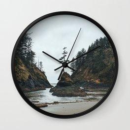 Dead Man's Cove Wall Clock