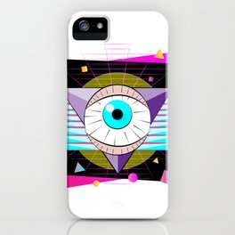The All-Seer iPhone Case