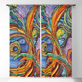 Go with the Flow Blackout Curtain