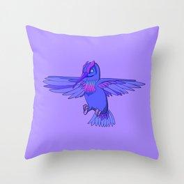 colibri Throw Pillow