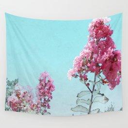 Summer Flower Wall Tapestry