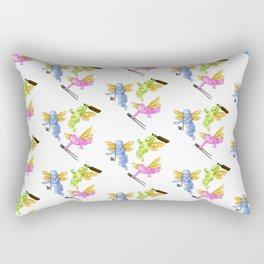 Putti Assistant Bundle Rectangular Pillow
