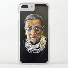 Notorious Clear iPhone Case