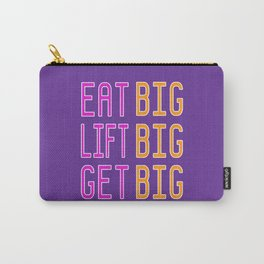 Big x 3 (#12) Carry-All Pouch