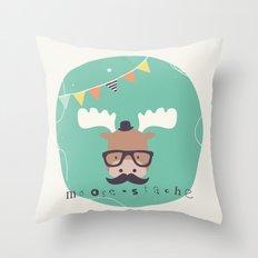 Monty Mouse Throw Pillow