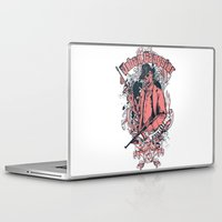 gangster Laptop & iPad Skins featuring Urban gangster by Tshirt-Factory