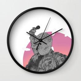 Birdie Mercury Wall Clock