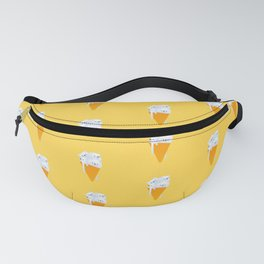 Vanilla Polar Bear Ice Cream Fanny Pack