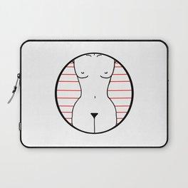 Coquillage Laptop Sleeve