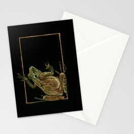 Spring Peeper Stationery Cards