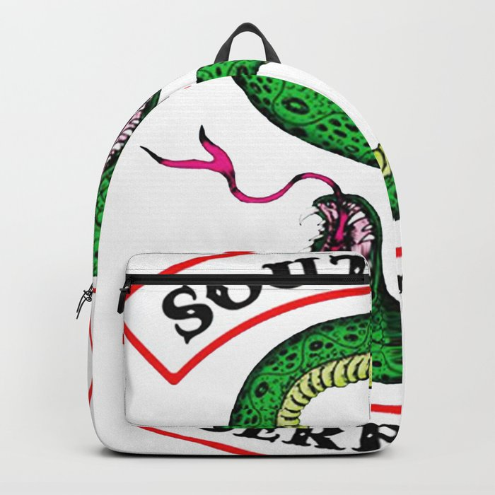 b2c2148b3 Southside Serpents-Riverdale Backpack by sarasophie | Society6