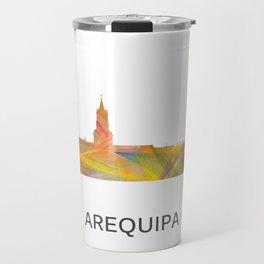 Arequipa Peru Skyline WB1 Travel Mug