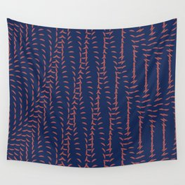 Or_blue Wall Tapestry