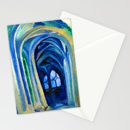 Robert Delaunay Saint Severin Stationery Cards